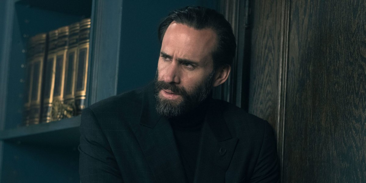 Joseph Fiennes as Fred Waterford on The Handmaid's Tale