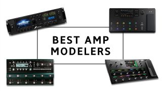 The best amp modelers 2021: rack-mounted and floorboard options for every budget and type of guitarist