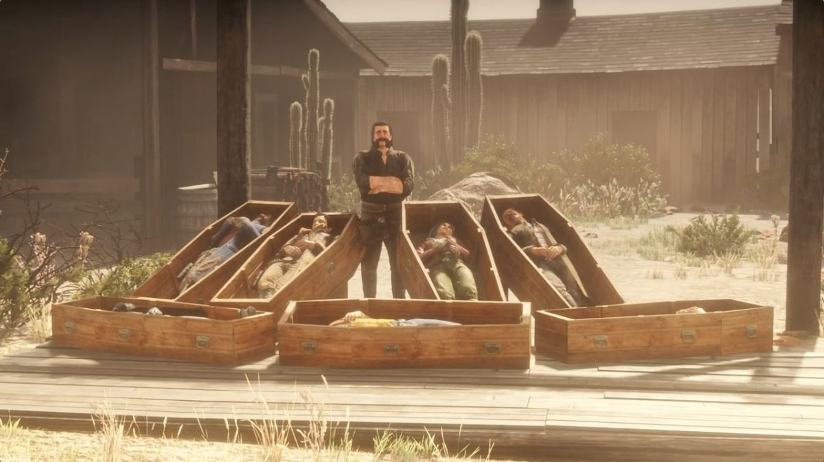 Red Dead Online beta won't reset progress, patches are incoming, and