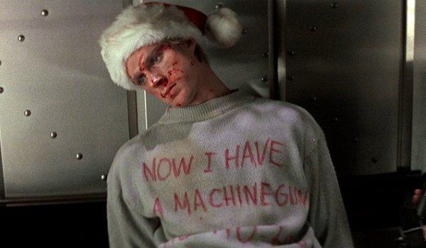 Die hard now i have a machine gun ho ho ho