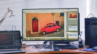 best monitors for photo editing - BenQ PD3220U