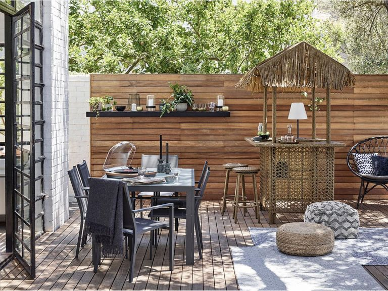 garden bar ideas