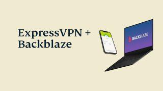 ExpressVPN and Backblaze deal