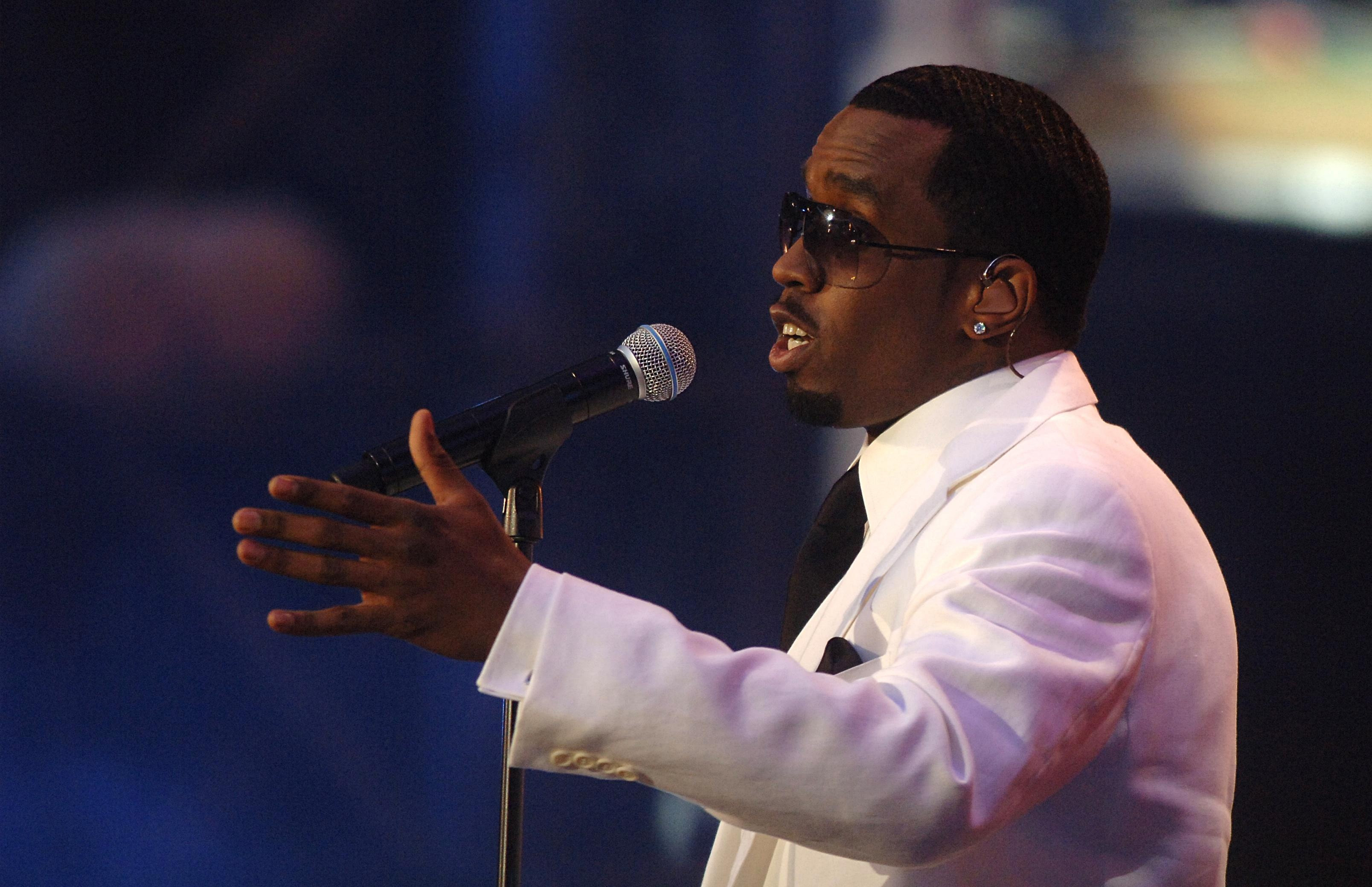 P Diddy's banned US TV ad gets Brit OK (VIDEO)