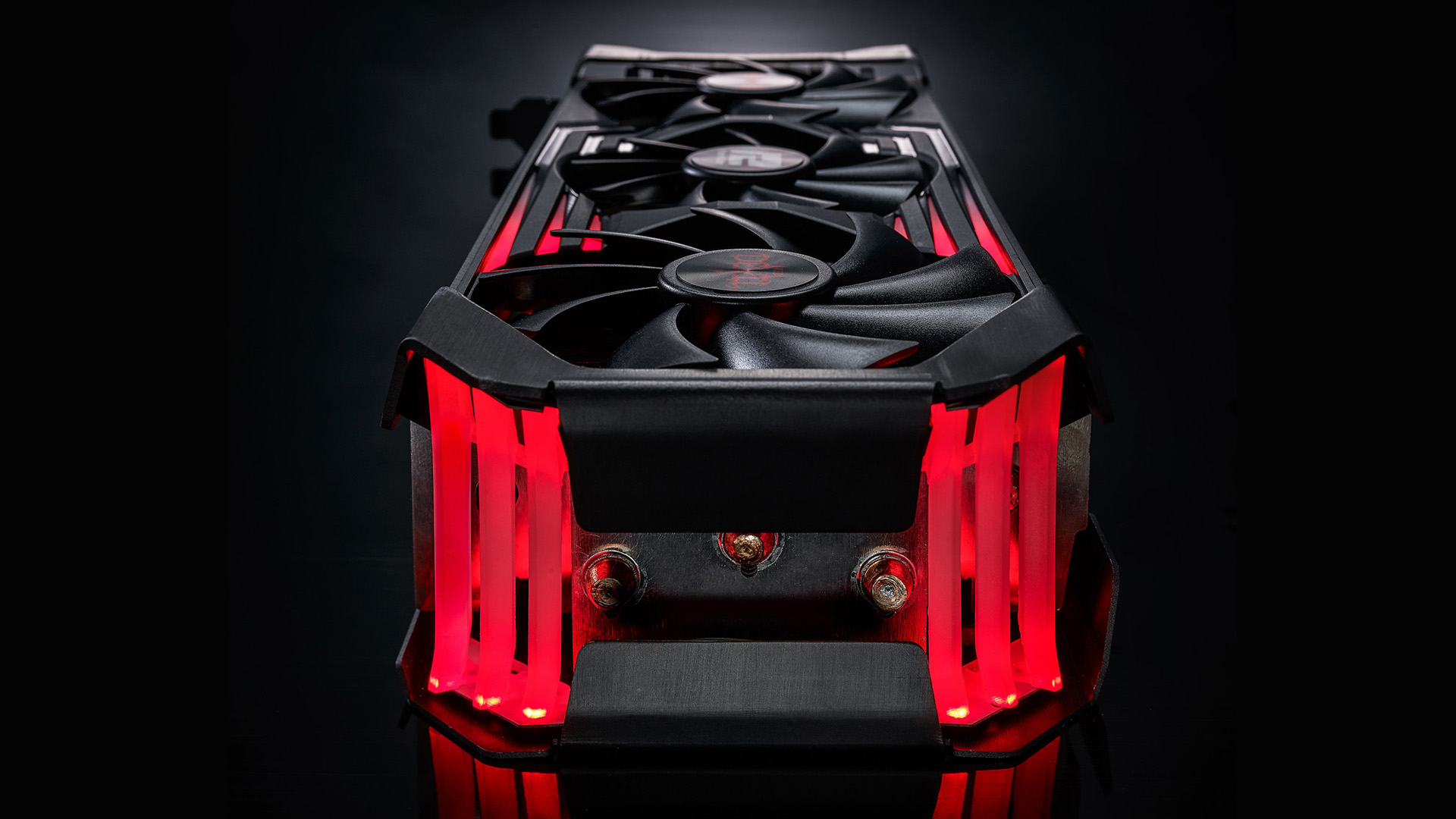Powercolor AMD Radeon RX 6800 XT Red Devil hits 2.8GHz on air...