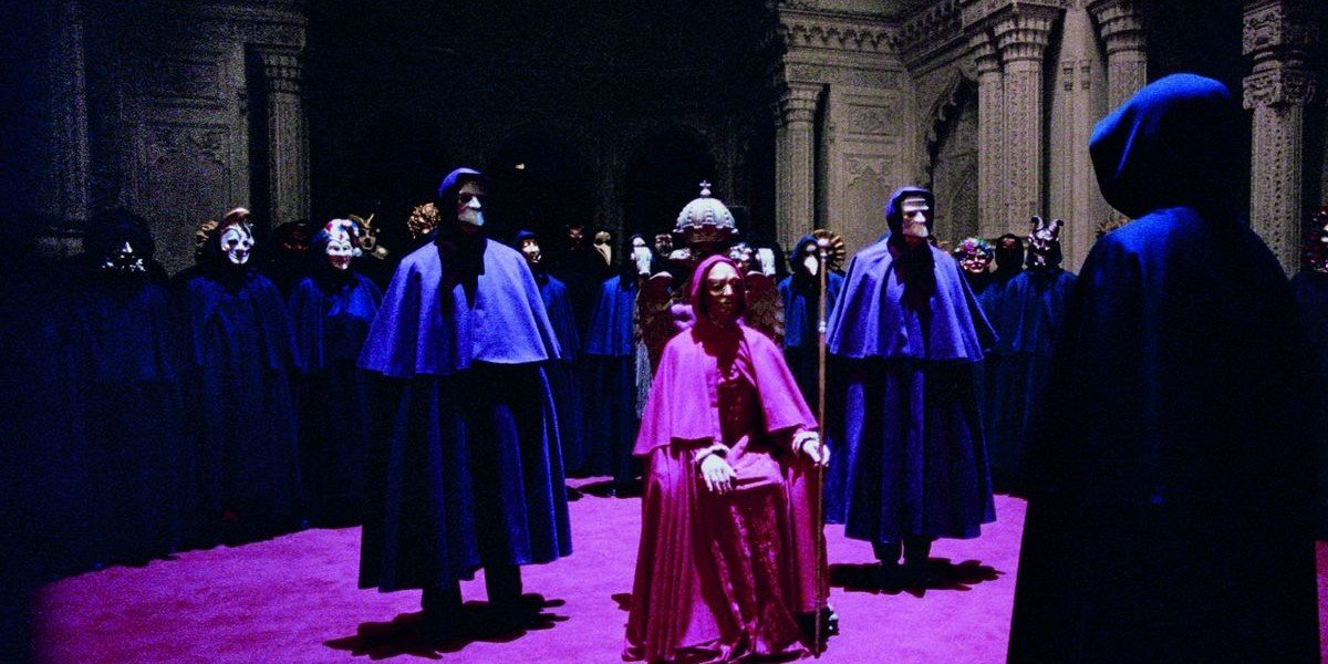 Tom Cruise, ready for an orgy in Eyes Wide Shut