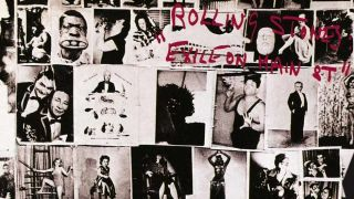 The cover of Rolling Stones' Exile on Main Street