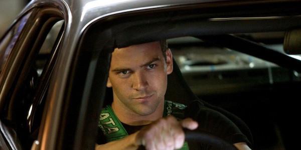 Sean driving in Tokyo Drift