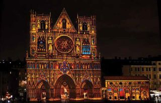 The World as the Screen: Projection Mapping Steps Up