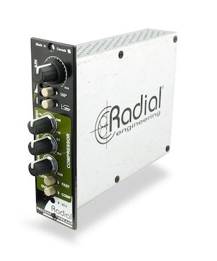 RadialIntroduces PreComp500 Series Preamp and Compressor