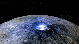 Impact Crater Occator