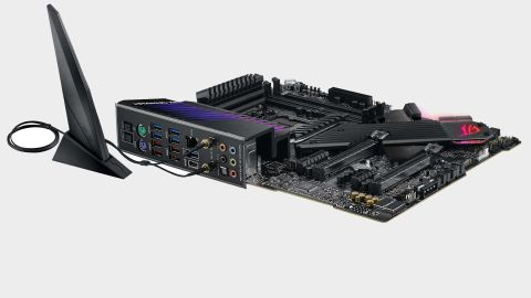 Asus Maximus XII Apex gaming motherboard