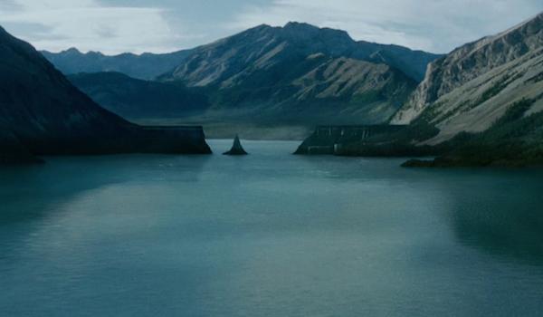 Alkali Lake in X-Men The Last Stand
