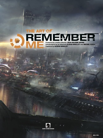 Remember Me Art Book Now Available For Pre-Order #26625