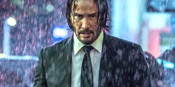 Keanu Reeves John Wick in John Wick: Chapter 3 - Parabellum