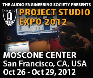 AES Launches New Project Studio Expo at 133rd Convention
