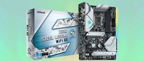 ASRock Z590 Steel Legend WiFi 6E