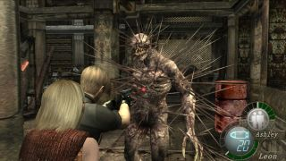 Come Watch 8 Minutes Of Resident Evil 4 Ps4 Xbox One Gameplay