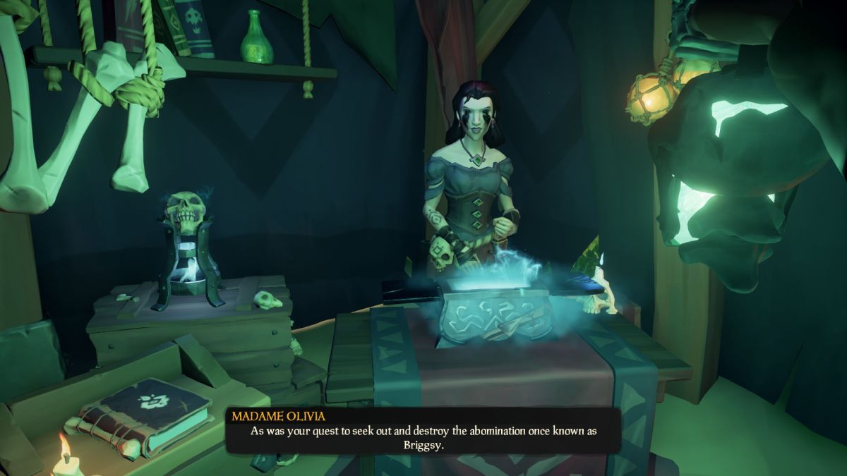 Sea of Thieves Cursed Rogue: how to complete part two of the