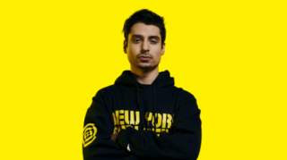 Retired COD esports pro Thomas 'ZooMaa' Paparello.