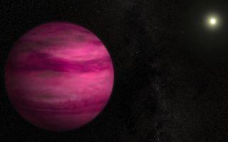 Exoplanet GJ 504b 1920