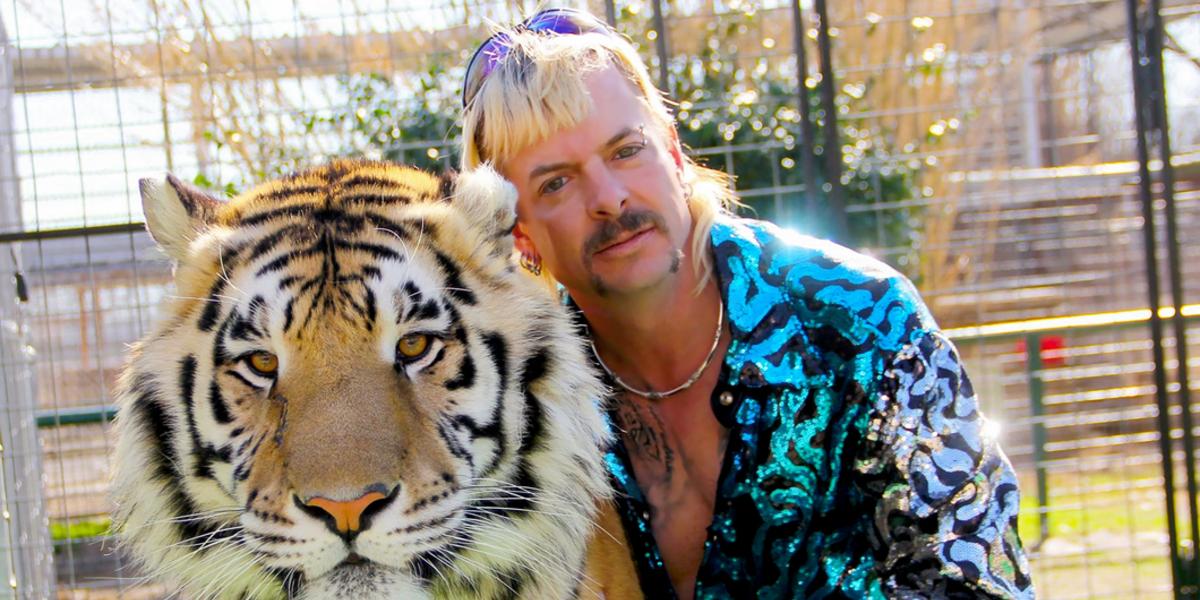 Tiger King: Murder, Mayhem and Madness Joe Exotic Netflix
