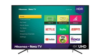 55in Hisense Roku TV down to bargain price