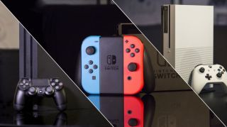 best games console: PS4, Xbox One, Nintendo Switch