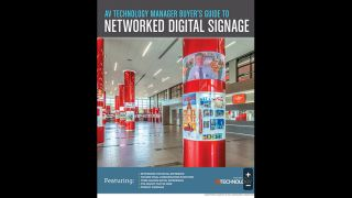 Technology Manager's Guide to Networked Digital Signage