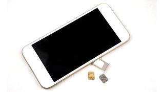 iPhone carte SIM