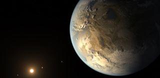 Kepler-186f, habitable exoplanets