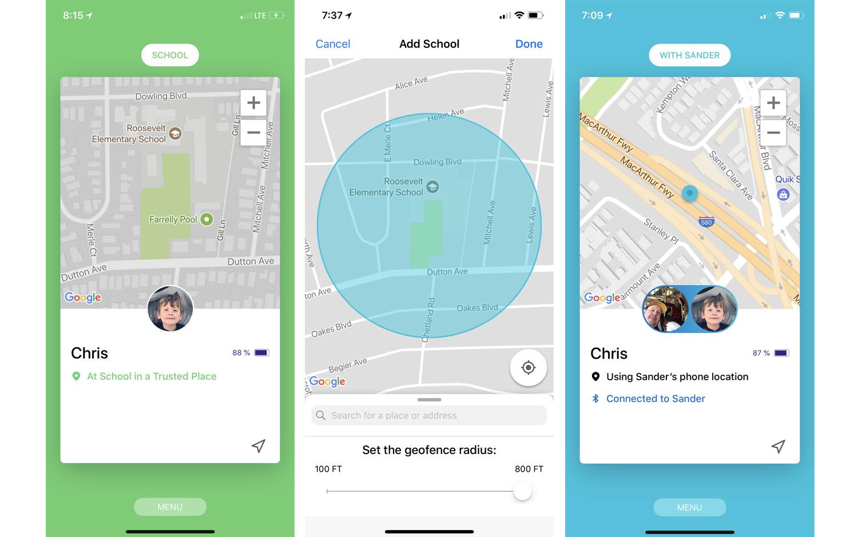 best gps tracker for kids: jiobit