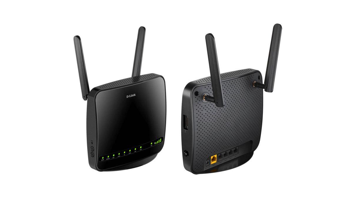 D-Link DWR-953 4G LTE Router review