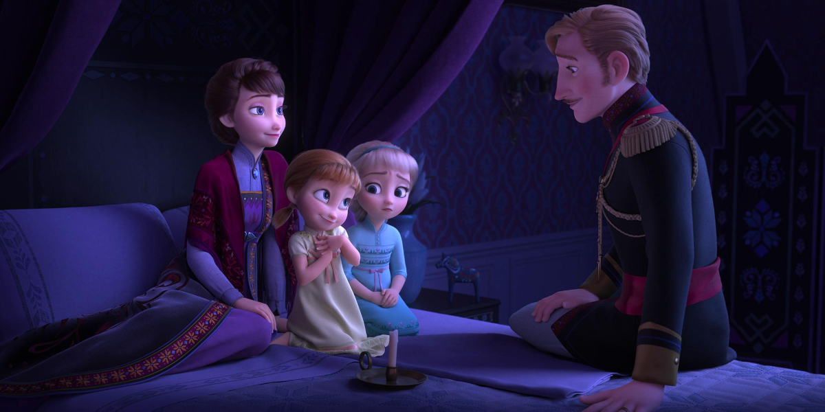 Frozen Ii Unravels A Mystery About Anna And Elsa S Parents