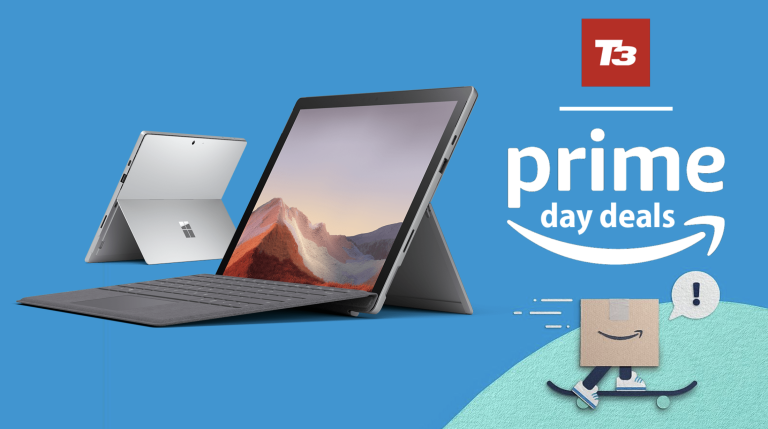 Amazon Prime Day Laptop Deal Save 240 On Microsoft Surface Pro 7 T3