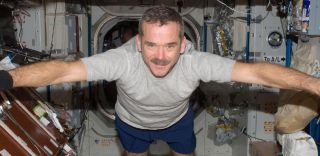Chris Hadfield, astronaut, ISS, international space station