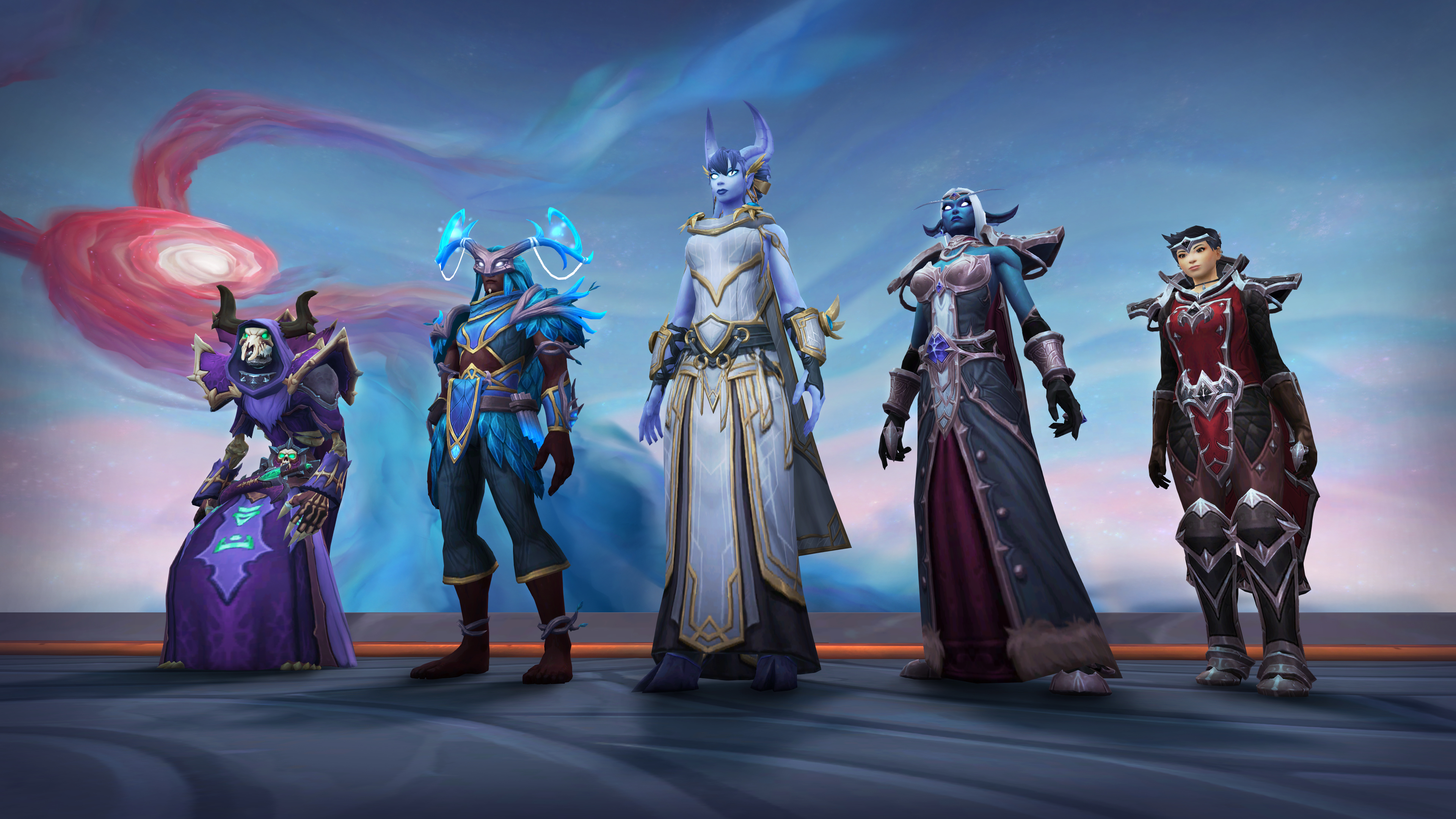 World of Warcraft Shadowlands: Chains of Domination