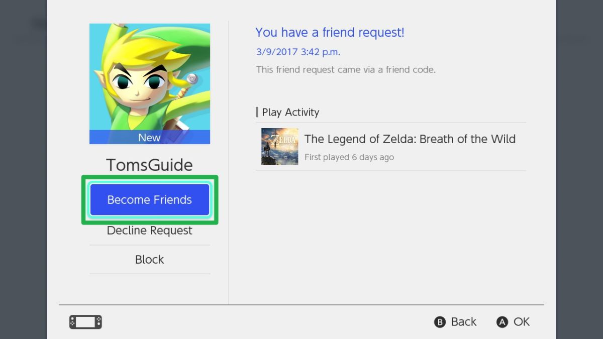 How to Add Friends on Nintendo Switch | Tom's Guide