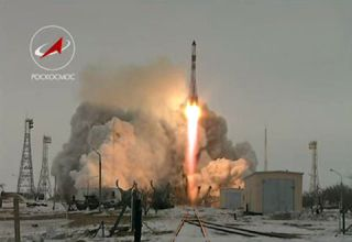 New Russian Cargo Ship Launches Toward Space Station