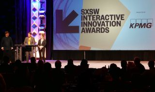 SXSW Award Winners Include Smart Cities, Large Digital Canvas, and VR Experience Providers