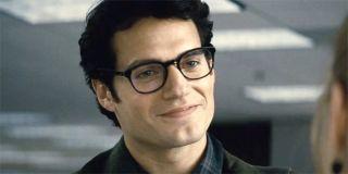 Henry Cavill as Clark Kent in Man of Steel