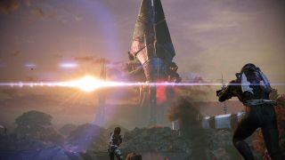 Mass Effect endings