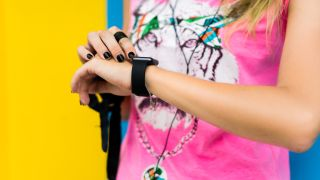 Kids' fitness tracker