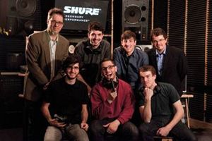 Purchase College Wins Shure Scholastic Recording Competition