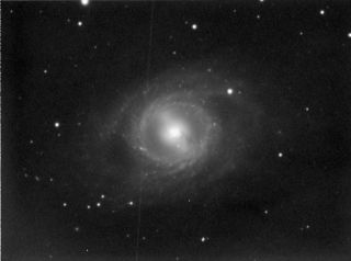 Galaxy M95 and Supernova SN2012aw