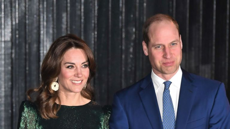 DUBLIN, IRELAND - MARCH 03: Prince William, Duke of Cambridge and Catherine, Duchess of Cambridge attend a special reception hosted by the British Ambassador to Ireland at Storehouse's Gravity Bar on March 03, 2020 in Dublin, Ireland. The Duke and Duchess of Cambridge are undertaking an official visit to Ireland between Tuesday 3rd March and Thursday 5th March, at the request of the Foreign and Commonwealth Office. (Photo by Samir Hussein/WireImage)