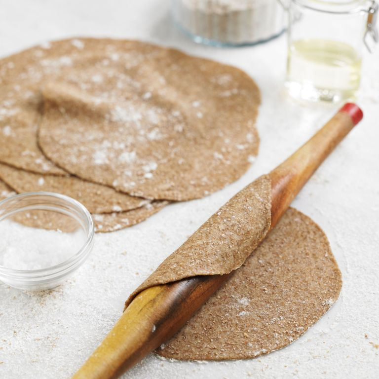 Wholemeal Chapati recipe-Indian recipes-recipe ideas-new recipes-woman and home