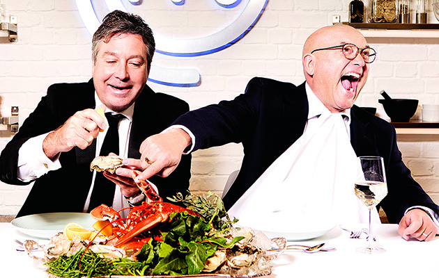 Gregg Wallace and John Torode are back at MasterChef HQ as the 14th series begins.
