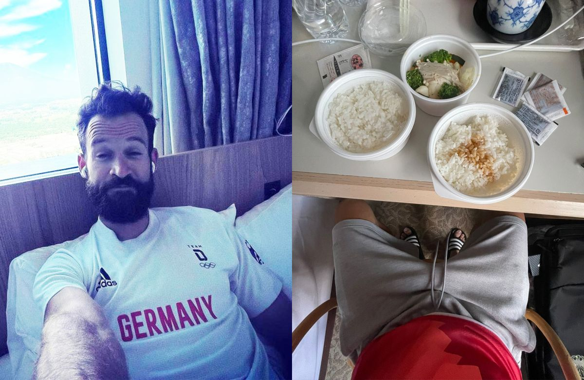 'The closest I'll get to prison': Simon Geschke reveals what Covid quarantine is like at Tokyo Olympics