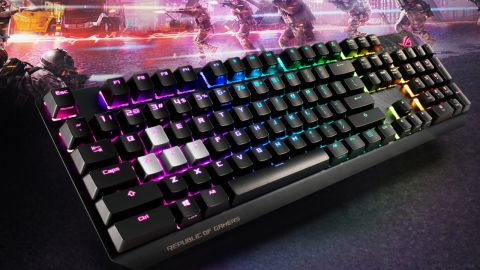 ROG Strix Scope mechanical keyboard review